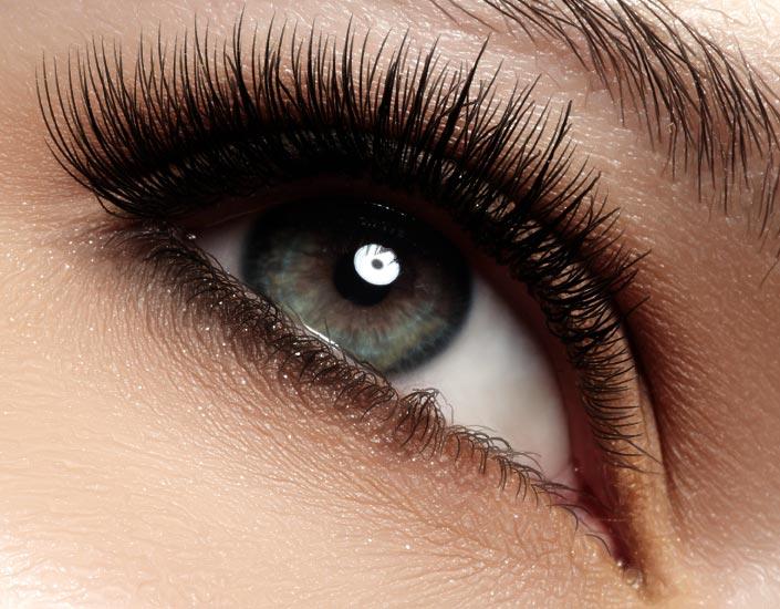 färga ögonfransar malmö